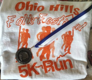 Ohio Hills Folk Festival 5K